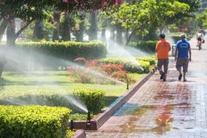 The Woodlands sprinkler repair